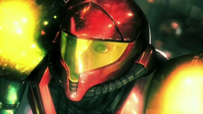 Metroid: Other M - Gameplay Trailer