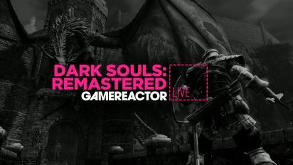 《黑暗靈魂:復刻版》- 直播重播