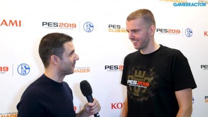 《實況足球2019》-  Lennart Bobzien 發行前訪談