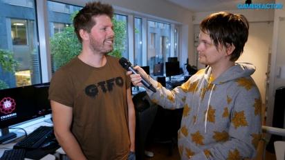 《GTFO》-Simon Viklund 訪談