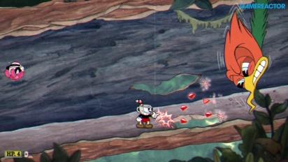 《茶杯頭》Treetop Trouble 任天堂 Switch Gameplay