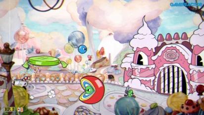 《茶杯頭》- Sugarland Shimmy 任天堂 Switch Gameplay
