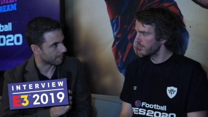 《實況足球2020》- Lennart Bobzien 訪談