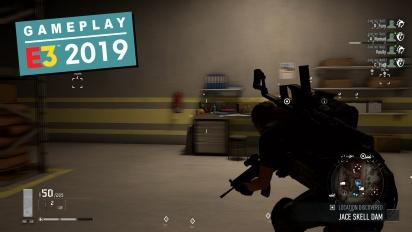 《火線獵殺:絕境》- E3 Gameplay 1