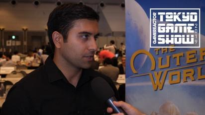 《外圍世界》-Matthew Singh TGS 訪談