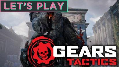 Let's Play - 《戰爭機器:戰術小隊》