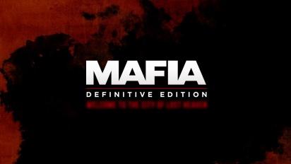 Mafia: Definitive Edition - Welcome to the City of Lost Heaven Trailer