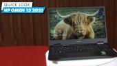 HP Omen 15 2021 -  快速查看