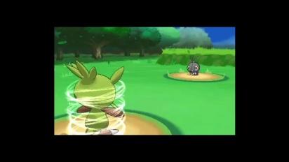 Pokémon X/Pokémon Y - Gameplay Trailer 4