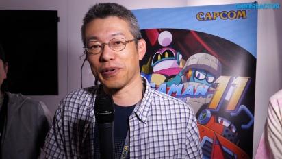 《洛克人 11》- Koji Oda 與 Kazuhiro Tsuchiya 訪談