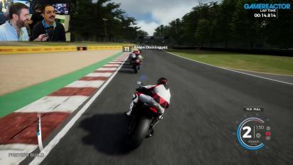 《Ride 3》- Gameplay 展示帶 & 訪談