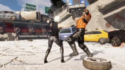 《生死格鬥 6》- 克麗絲蒂參戰預告