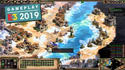 《世紀帝國2:決定版》- E3 Gameplay