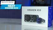 NZXT Kraken X53 - 快速查看