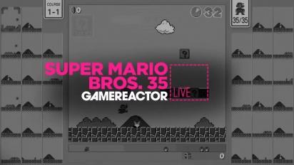 《超級瑪利歐兄弟 35》- 直播重播