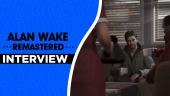 《心靈殺手重製版》- Thomas Puha & Vida Starcevic 訪談