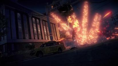 Saints Row IV - Element of Destruction Trailer