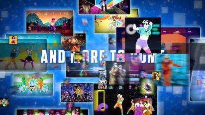 Just Dance 2017 - E3 16 Reveal Trailer