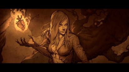 Diablo III: Reaper of Souls - Necromancer Campaign Cinematic Female