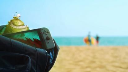 Rayman Legends: Definitive Edition - Switch Trailer