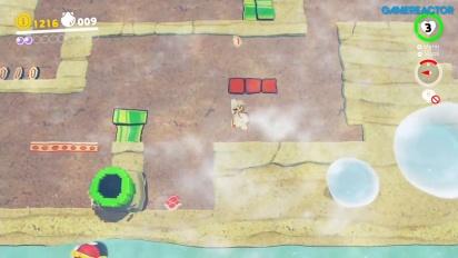 Super Mario Odyssey - Seaside Kingdom Gameplay - Part 2