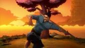 9 Monkeys of Shaolin - Official Announce Trailer