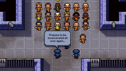 The Escapists: Complete Edition - Nintendo Switch Trailer