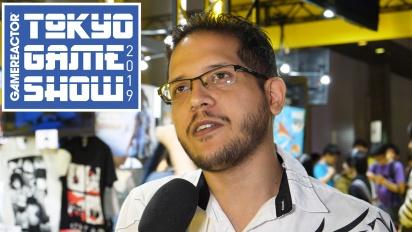《N1RV Ann-A: Cyberpunk Bartender Action》 - Fernando Damas 訪談