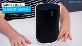 Sonos Move 藍牙喇叭 - 快速查看