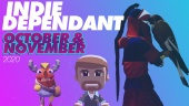 Indie Dependent - 10月 - 11月