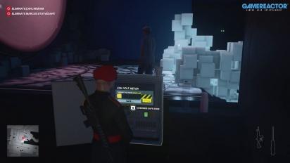 《刺客任務 3》- 杜拜 gameplay