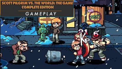 《歪小子史考特》遊戲完全版 - Gameplay