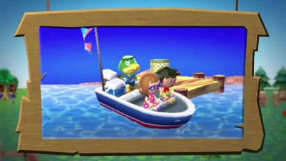Animal Crossing: New Leaf - Trailer