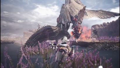 Monster Hunter: World - PC Trailer