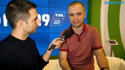 《FIFA 19》- Andrei Lazarescu 訪談