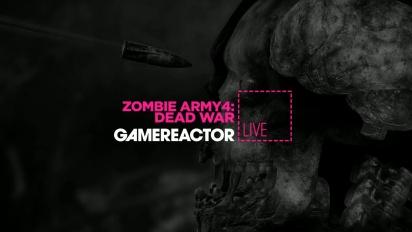 《殭屍部隊:死亡戰爭4》-直播重播