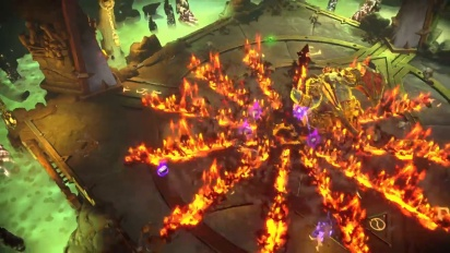 Darksiders Genesis - Console Launch Trailer
