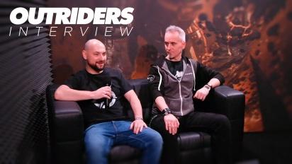 《Outriders》-  Rafal Pawlowski & Szymon Barchanz 訪談