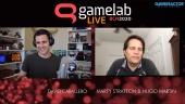 《毀滅戰士:永恆》- Marty Stratton & Hugo Martin 在 Gamelab 接受我們訪談