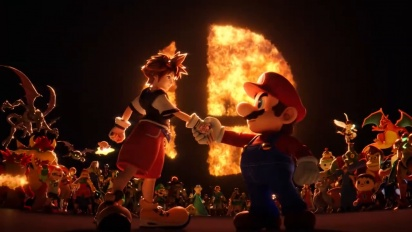 Super Smash Bros. Ultimate  - The Last Key Reveal Trailer