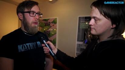 Kathy Rain - Joel Staaf Hästö Interview