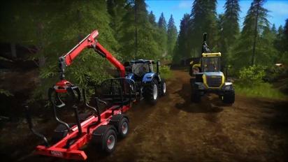 Farming Simulator 17 - Launch Trailer