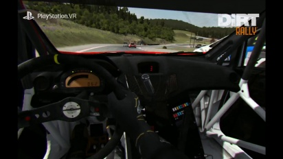 Dirt Rally - PlayStation VR Reveal