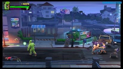 《功夫鯊魚:傳奇重生》- 任天堂Switch gameplay