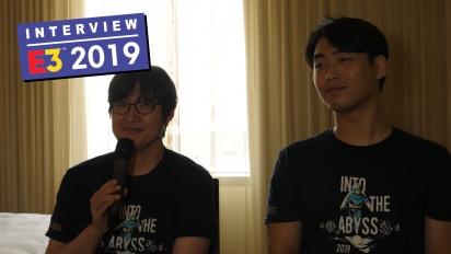 《黑色沙漠 Online》- Kwangsam Kim & Yongmin Jo 訪談