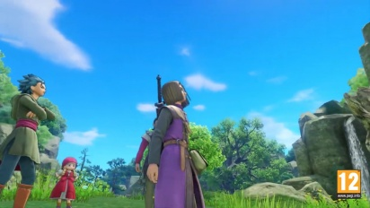 Dragon Quest XI S: Echoes of an Elusive Age - World of Erdrea Trailer