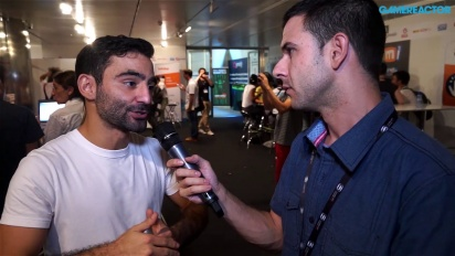 Maximo Cavazzani - Etermax CEO Gamelab 2014 Interview