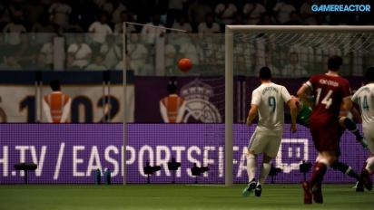 《FIFA 18》- 冠軍盃聯賽決賽2018年模擬