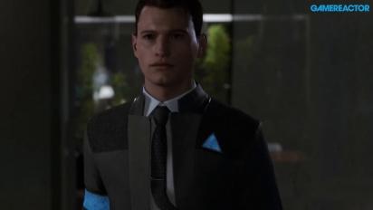《底特律:變人》- Connor 介紹〈Video#3〉