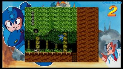 《洛克人傳奇合輯》- 《洛克人2》Gameplay 任天堂Switch 版本